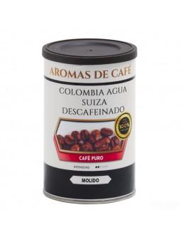 Cafe Descafeinado Colombia Agua Suiza