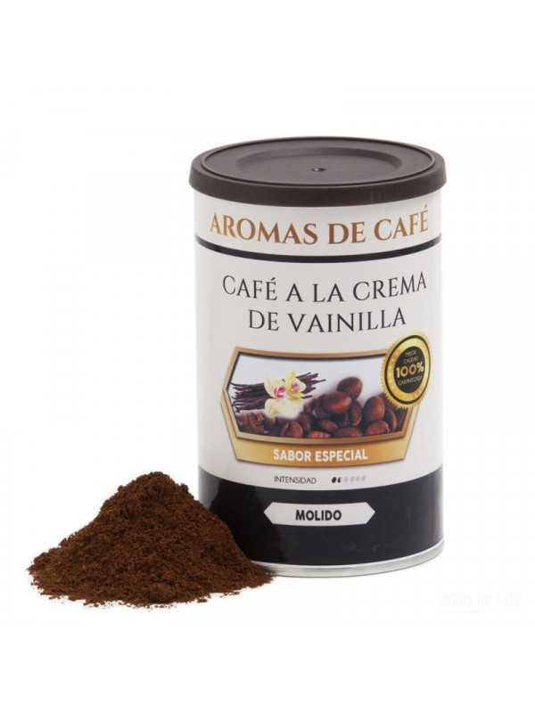 Cafe a la Crema de Vainilla