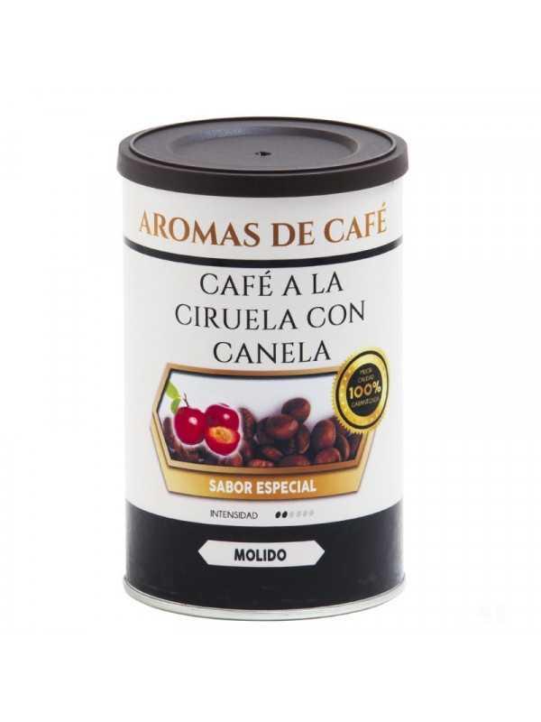 Cafe con Canela y Ciruela