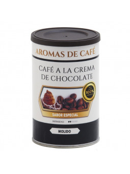 Cafe a la Crema de Chocolate