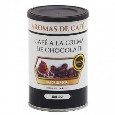 Cafe a la Crema de Chocolate