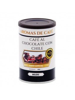 Cafe de Chili y Chocolate