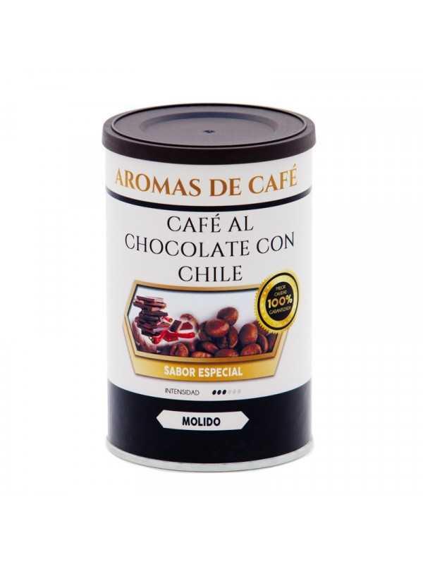 Cafe de Chili y Chocolate