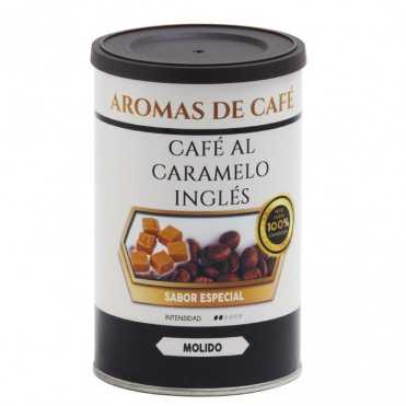 Cafe de Caramelo Ingles