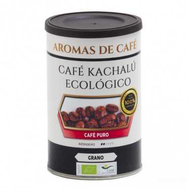 Cafe Kachalu Ecologico