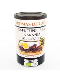 Café Tunki a la Naranja Ecológico