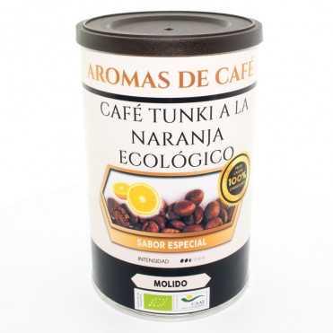 Cafe Tunki a la Naranja Ecologico